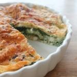 Börek mit Spinat und Feta