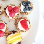 Müsli Törtchen – das besondere Frühstück