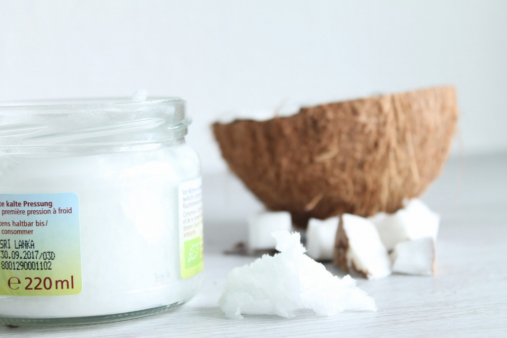 Eigenschaften zum Abnehmen von Kokosnussöl