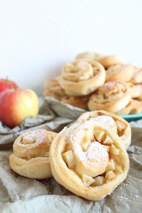 Apfelschnecken
