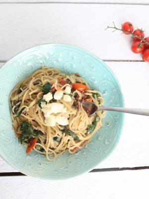 one pot pasta