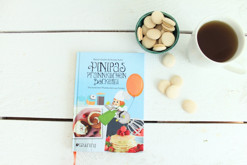 Pinipas Pfannkuchen bäckerei