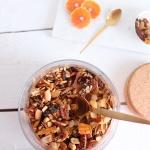 Früchtegranola zum Frühstück – Müsli selber machen