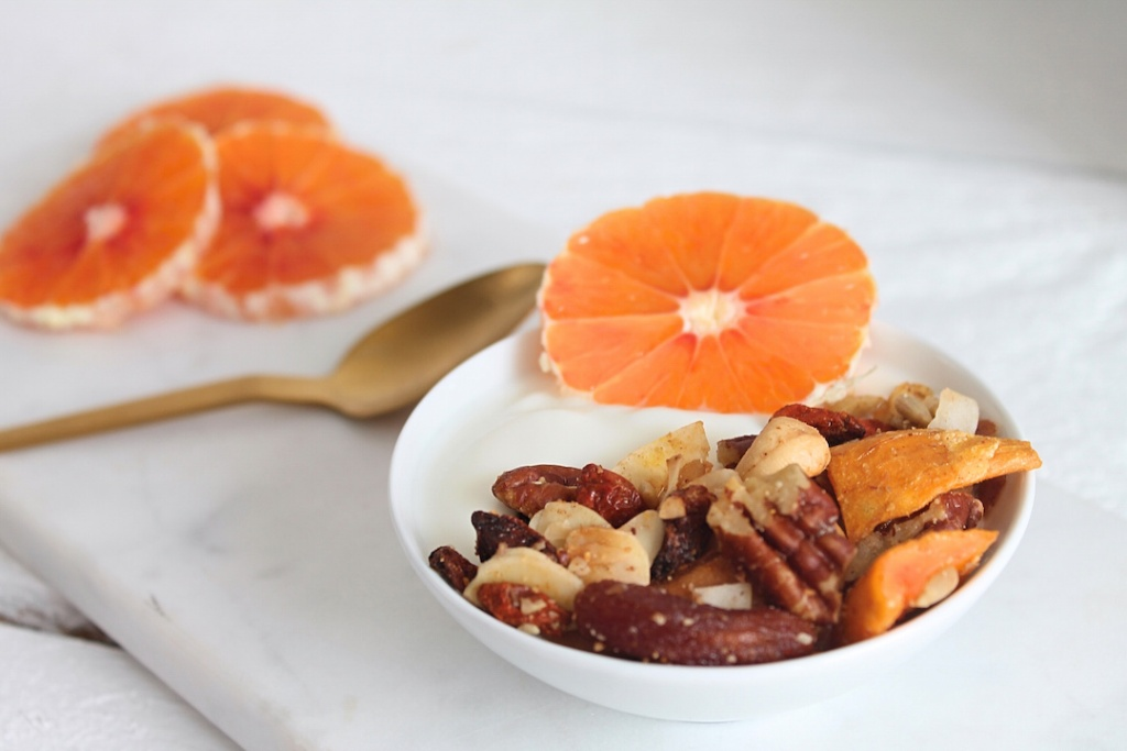 Früchtegranola, Fruchtgranola, Granola