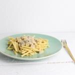 Nudeln mit Thunfischsoße, Thunfischpasta