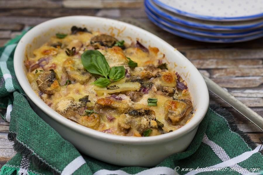 Wochenspeiseplan Kartoffelauflauf kostenloser Wochenspeiseplan
