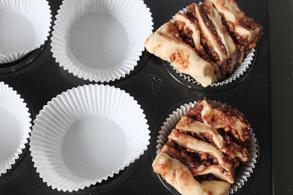 Zupfbrot Muffins