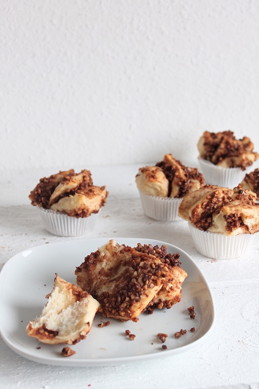 Zupfbrot Muffins