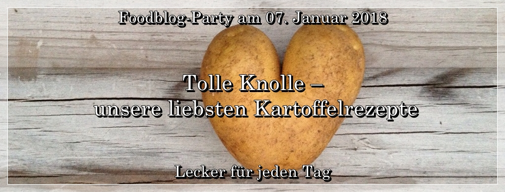 Foodblogparty-Tolle knolle