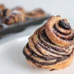 Cruffins mit Schokoladenfüllung – einfache und besondere Muffins