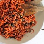 Karottensalat-linsensalat