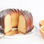 Der weltbeste  Orangen-Gugelhupf